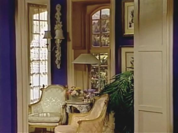 La villa lockridge - Le salon 105 ...